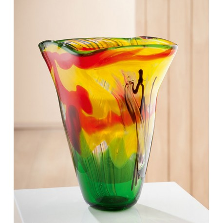Vase en verre COLORATO
