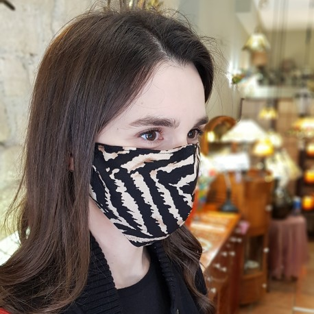 Barrieremaske