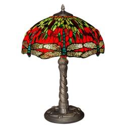 Lampe de table libellule