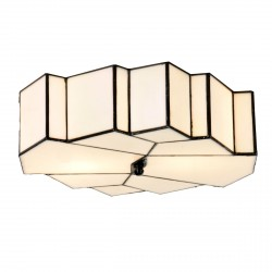 Art Deco Ceiling Lamp Glamour