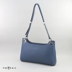 Slate Blue Handbag