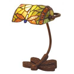 Lampe Tulipe style Tiffany