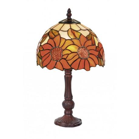 Tiffany style lamp Sunflower