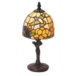 Tiffany style lamp Colibri
