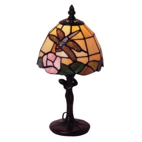 Tiffany style lamp Dragonfly