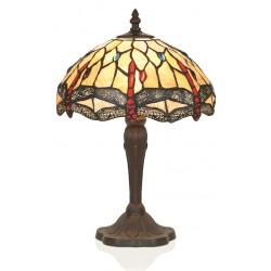 Tiffany style lamp Libellule