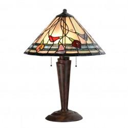 Lampe de table Tiffany Calla