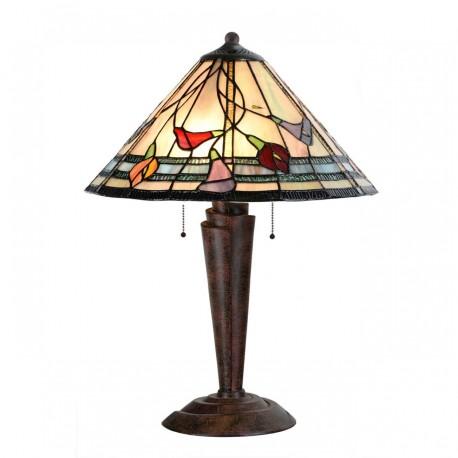 Tiffany Table Lamp Calla